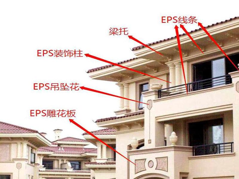 EPS线条